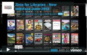 zinio library